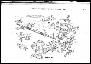 p40 Turret slide